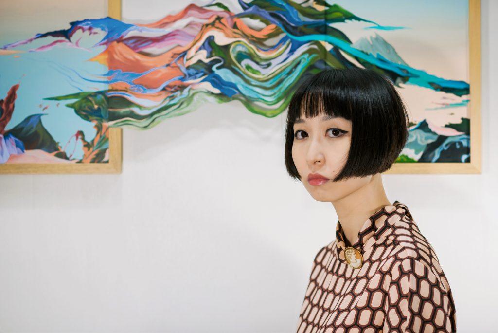 Wang Ziling, artist